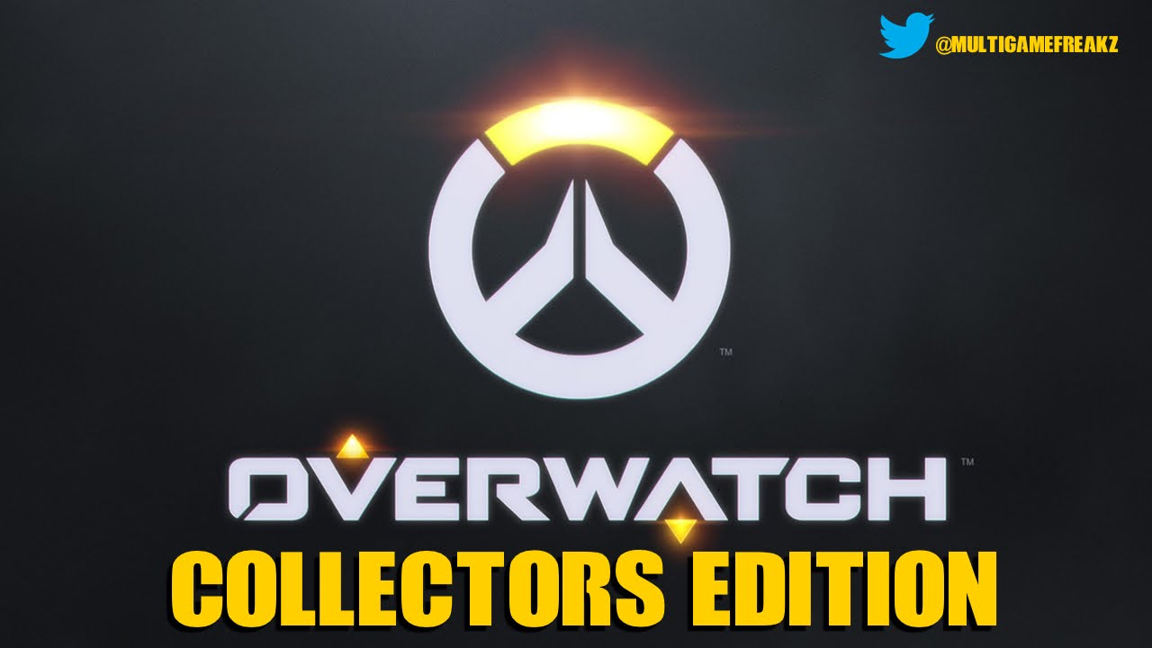 overwatch collectors pc