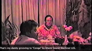 Flashback Thursday to 1985 Conga Party