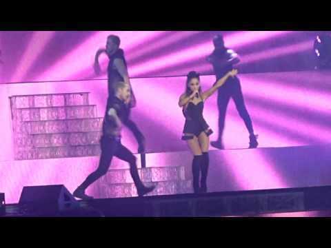 Ariana Grande Hands On Me @ El Paso County Coliseum 10/15/15