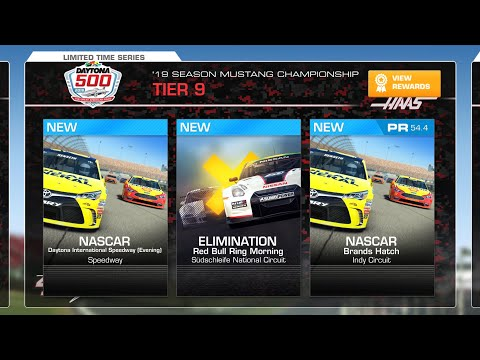 Real Racing 3 '19 Season Mustang Championship Tier 9 (PR 54.4)