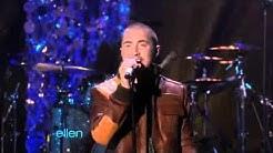 Mike Posner-Cooler Than Me-live@ Ellen(09/16/10)