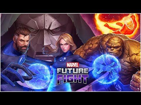 Fantastic Four EPIC QUEST!!! (Update 4.7 Patch Notes Part 2) Marvel Future Fight