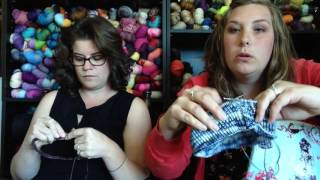Fiber by Design Episode 61- We final knit some stuff