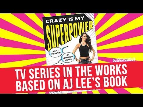 TV Series In The Works Based On AJ Lee's Book