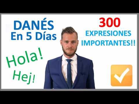 Aprender danés en 5 días - Conversación para principiantes