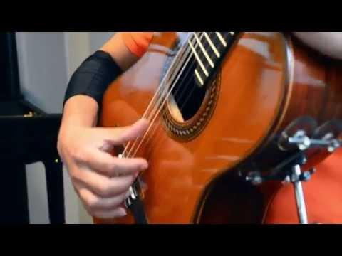 Malats: Serenata Española - arranged for guitar by Tariq Harb