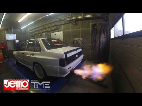 Audi 90 Dyno Jemo Motorsport 1111PS 1113NM Sport Quattro Limo VEMS HOLSET