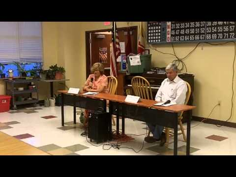 Cecil County 2012 Election Forum District 1