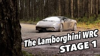The Lamborghini WRC - Stage One thumbnail
