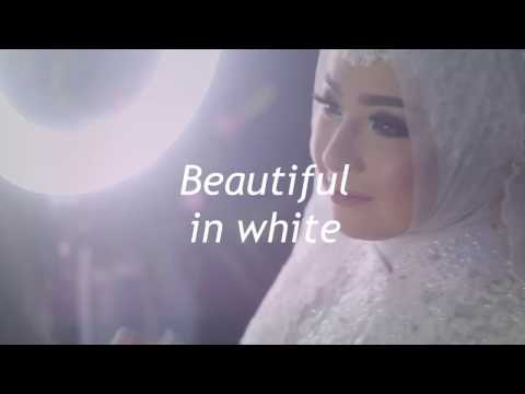 Beautiful in white - Islamic Wedding Clip