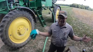 Necessary Evil: Inside View of Herbicide Application