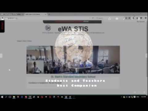STIS activation
