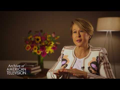 "Yeardley Smith on getting cast as ""Lisa Simpson"" - EMMYTVLEGENDS.ORG"