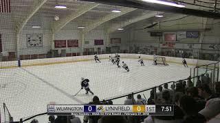 WHS Boys Hockey vs Lynnfield
