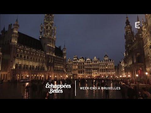 Week-end à Bruxelles - Échappées belles