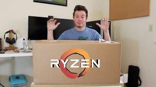 AMD Ryzen 7 Unboxing!