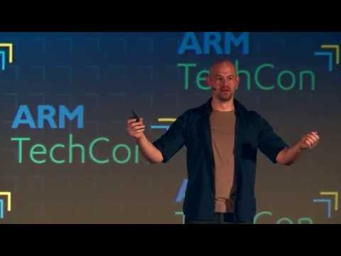 """Google's Colt McAnlis """"The Hard Things about the Internet of Things"""" - ARM TechCon 2015"""
