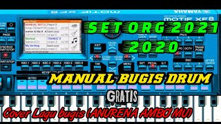 SET ORG 2020/2021-MANUAL BUGIS DRUM(COVER LAGU BUGIS_ANURENA AMBO'MU)