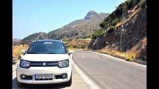 Путешествие на машине по острову Крит. Очень насыщенный день. Explorerdays - 25.