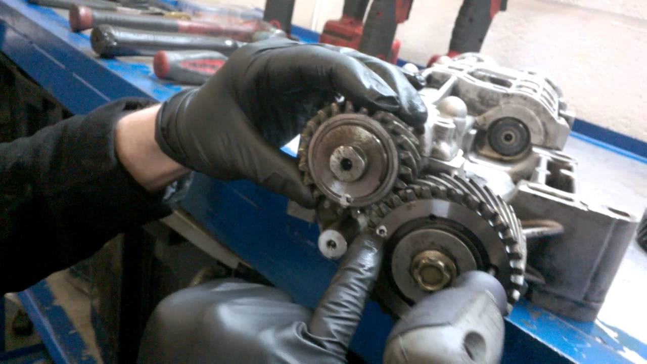 How To Set Nissan Engine Balance Shaft Timing Kit