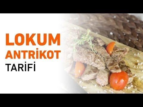 Lokum Antrikot Tarifi