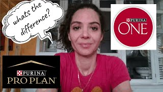 Dog food review: Purina One vs Purina Pro Plan: What is the difference between the brands?