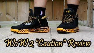li ning way of wade 2 caution