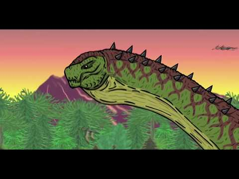 The Titanosaur - Dinosaur Animation - REANIMATE