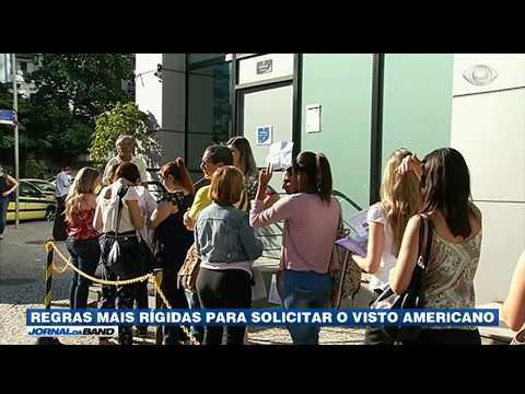 EUA lançam regras mais rígidas para emitir vistos