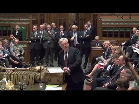 2017 03 13 UK HoC Brexit Bill Lords amendments day1 FULL | House Commons Chamber
