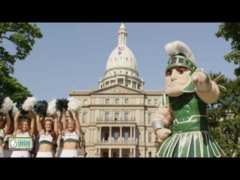 2017 Greater Lansing Convention & Visitors Bureau Promotional Video