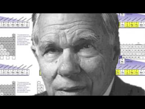 Seaborg discusses his contribution to periodic table