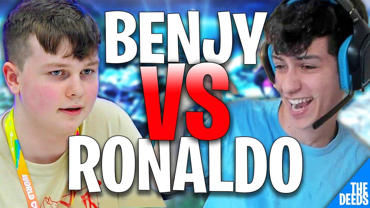 NRG Benjyfishy Teams Up w Clix & Epikwhale In This NRG Zonewars VS Ronaldo, Zayt & Edgeyy