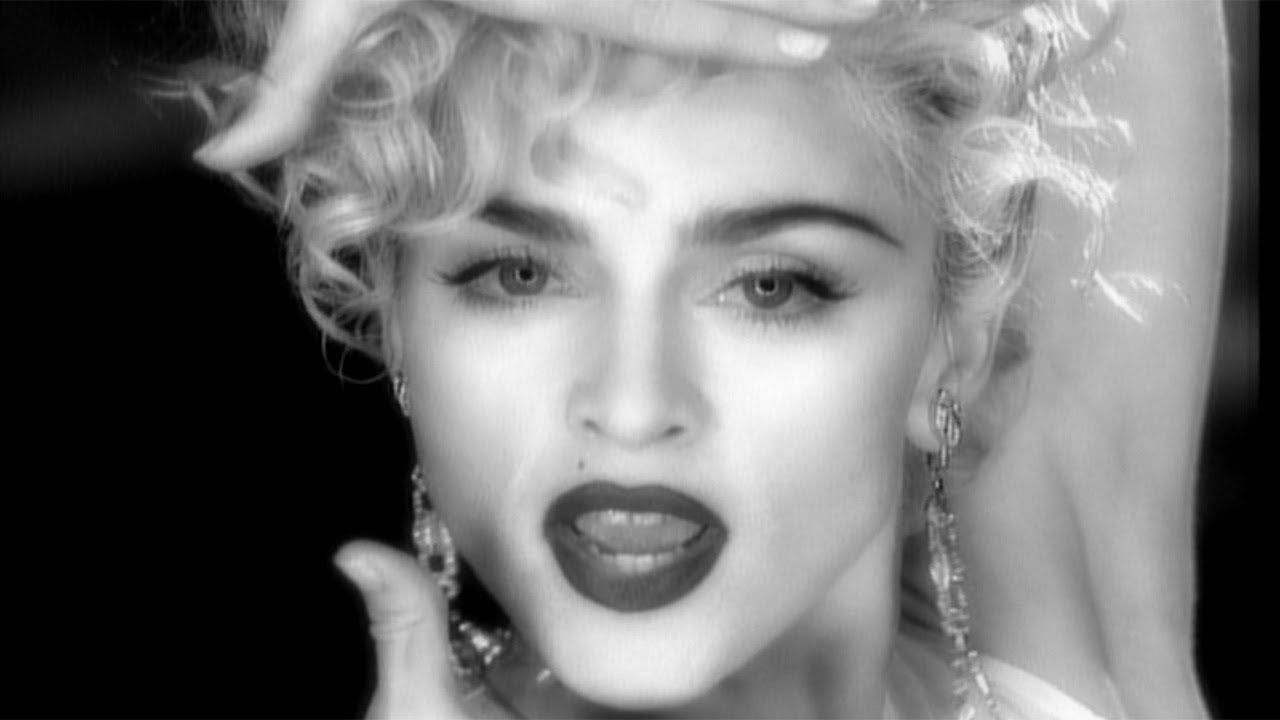 Image result for Madonna Vogue
