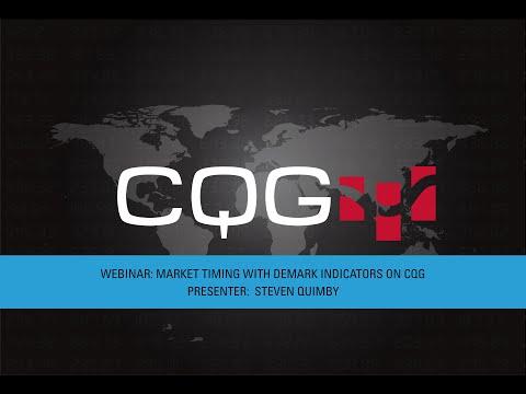 Market Timing with DeMark Indicators on CQG