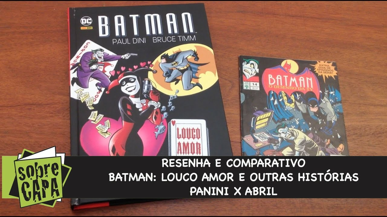 BATMAN LOUCO AMOR DOWNLOAD