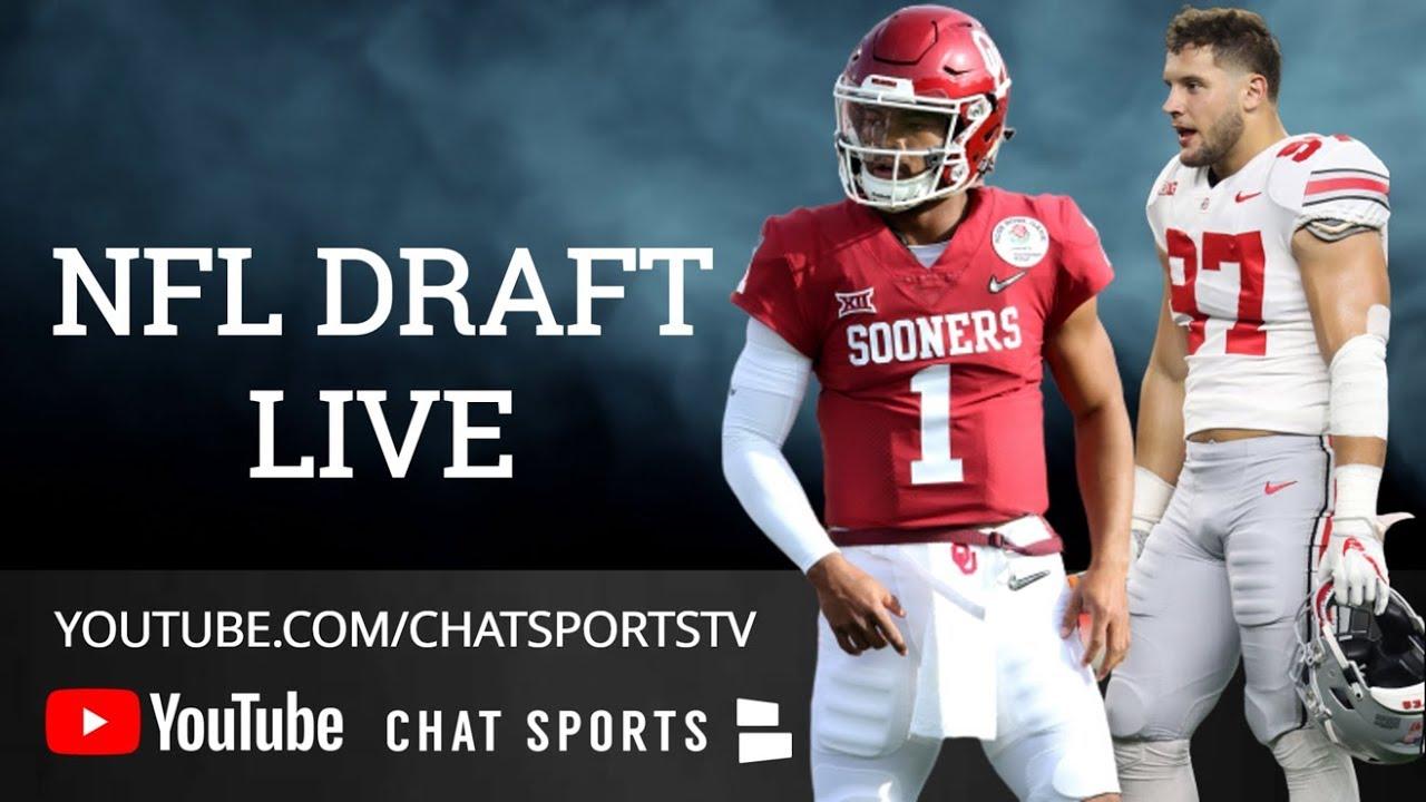 11b476fc6 NFL Draft 2019 - Rounds 2 & 3 - YouTube