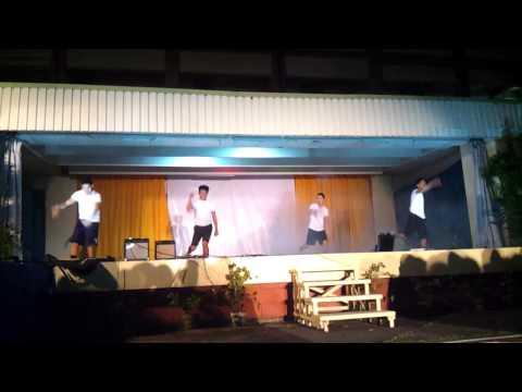 CHST Variety 2014 Alumni Performance