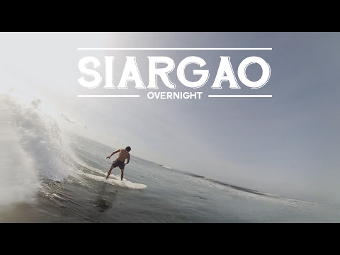 Siargao Island, Philippines - Overnight Travel Guide