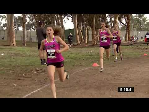 2019 Foot Locker-Eastbay Cross Country Championships Girls Race