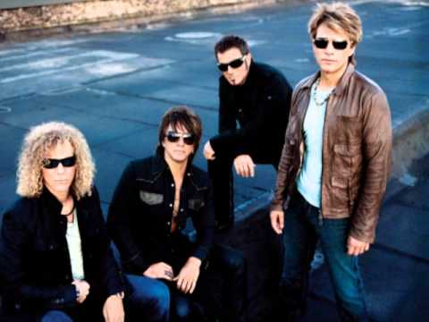 Bon Jovi - The Distance w/ Lyrics