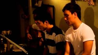 Hiu hắt đời nhau | Quang Trung & Aromatic band | Ráng Chiều cafe