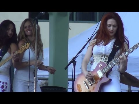 Zepparella - Immigrant Song - 2013
