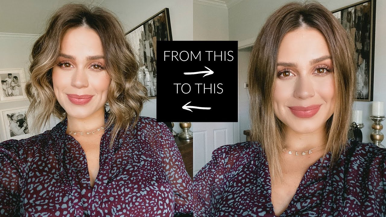 How To Curl Your Bob Uptown With Elly Brown