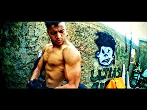 Hard Street Workout Powerful and explosive   motivation