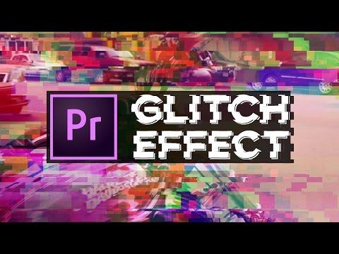Glitch Transition Effect in Premiere Pro w/ Glitch Preset