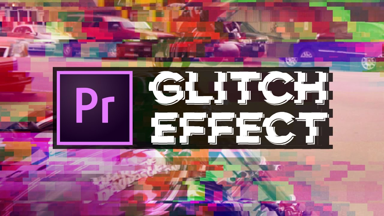 Glitch Transition Effect – Premiere Pro Tutorial w/ Glitch Preset Download!