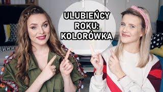 ULUBIEŃCY ROKU: produkty do makijażu | MarKa