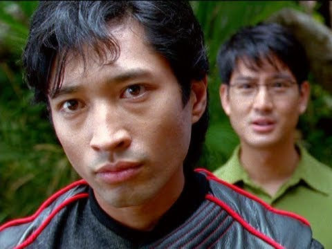 Power Rangers Ninja Storm - The Samurai's Journey - Cam meets his father