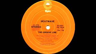 Heatwave - The Groove Line (Epic Records 1978)